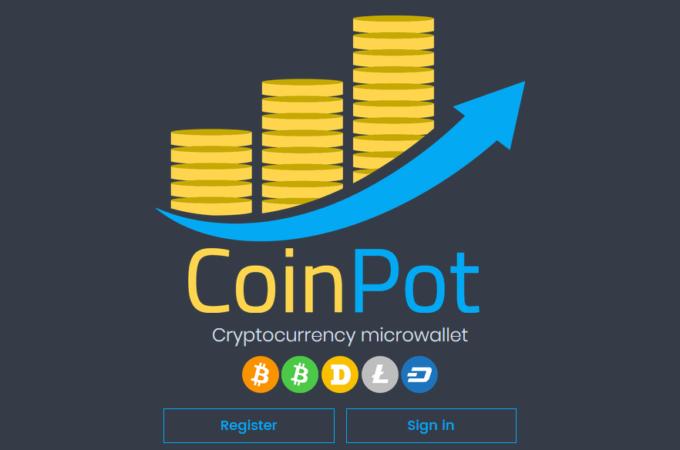 CoinPot – Faucet